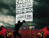 Cheers to the Card Nation Print Ad