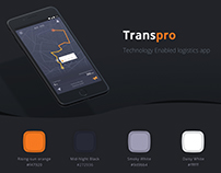 Transpro : Technology Enabled Logistic App