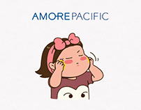 """AMOREPACIFIC """"Beautypoint"""" Activated contents"""