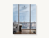 Four Seasons Private Residences Baltimore Campaign