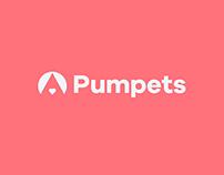 Pumpets. Branding