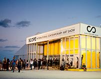 Documentarian for SCOPE Contemporary Art Show Miami