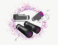 Digital Sketches 1 - Binoculars
