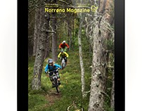 Norrøna Magazine for iPad