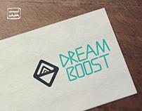 Dream Boost Logo Design