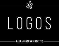 Logos by Laura Bingham Creative