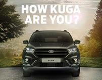 Ford Kuga: How Kuga Are You?