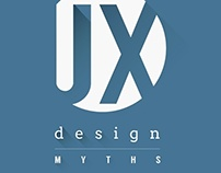 Infographic UX desig myths