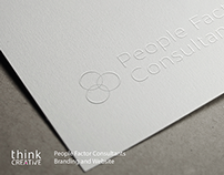 People Factor Consultants Branding and Website