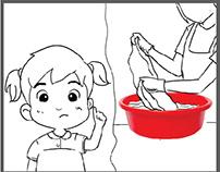 illustration [ storyboard Tero]