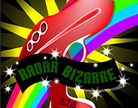 Band Flyer: Radar Bizarre