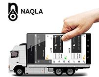 Social media Design (Trucking App System)