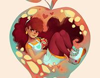 Fruit Girls Series