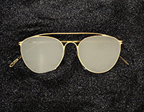 Light sunglasses collection for lume