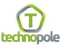 Technopole . Brand identity