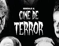Cine de Terror (POSTER)