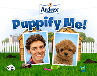 Andrex - Puppify Me!