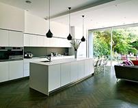 House Extension by Thomas de Cruz Architects & Designer