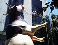 Dos Pinos Cowparade