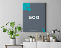 Creative Elegant Interior Poster Frame Mockup