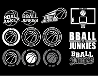 Basketball Junkies Apparel Design