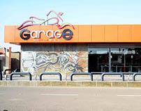Commercial Photography- Garage Restaurant.