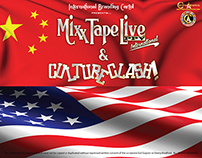 Mixx Tape Live & Culture Clash China