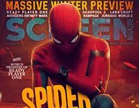 Cover magazine cinema ! SCREEN