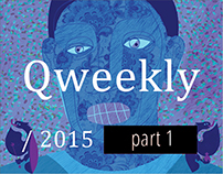 Qweekly journal. Volume1