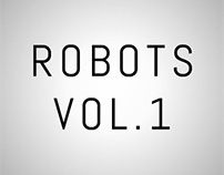 Pro-Room Robots Vol.1