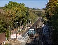 Bahnbilder September 2018