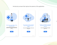 UX for Sign-ups (User Group: Doctors)