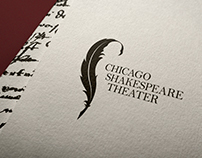 Chicago Shakespeare Theater Rebrand