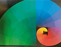 Gama de colores Sección Áurea