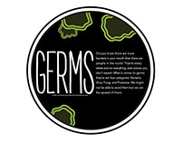 Germs Infographic