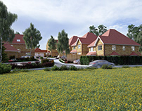 New Housing Development - Surrey