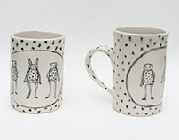 Animal Cups