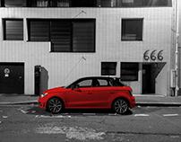 Audi S1 - 666