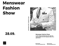 Menswear Show | Modern and Creative Templates Suite