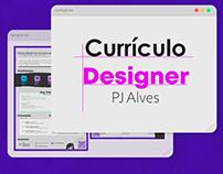 (2021) Currículo + Currículo Animado