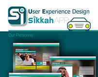 UX Design - SIKKAH App