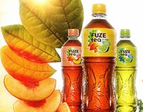 Fuze Tea Packhots 2015