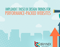 Implement These UX Design Trends for Performance-Packed