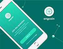 Ongcoin - UI Design Project