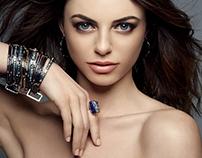 Jill Reno Jewelry Campaign