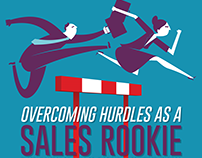 Hot topics: Overcoming hurdles as a sales rookie