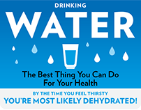 Drinking Water For Your Health