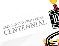 Harvard University Press Centennial