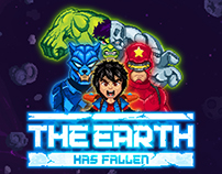Game Art - The Earth Has Fallen