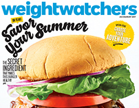 "magazine: ""SAVOR YOUR SUMMER!"""